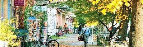 PRENZLAUER BERG - ISLANDISCHE STRASSE