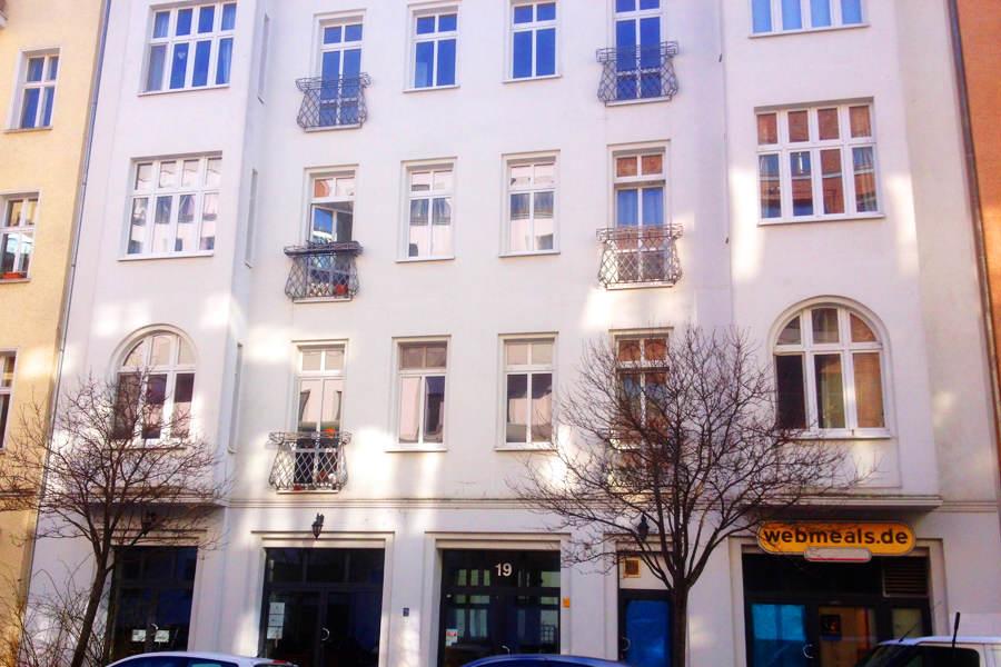 דירות להשקעה בברלין בשכונת Friedrichshain
