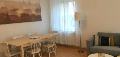 דירה מרוהטת להשכרה בברלין בשכונת פרנצלאור ברג