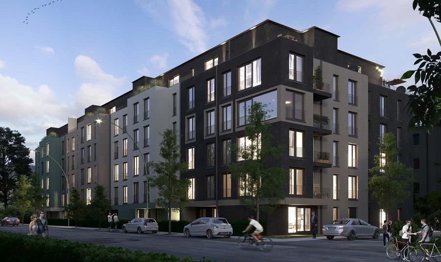 דירות להשקעה בברלין בלב שכונת פנקו הירוקה
