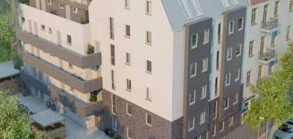 דירות חדשות להשקעה בברלין בשכונת ליכטנברג האיכותית