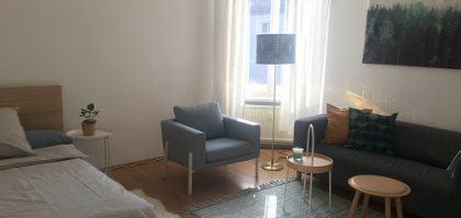 להשכרה דירת סטודיו בשרלוטנבורג בברלין